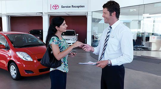 Finance a Fleet of Vehicles with Mackay Toyota