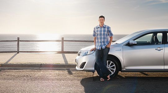 Personal Vehicle Loans from Mackay Toyota